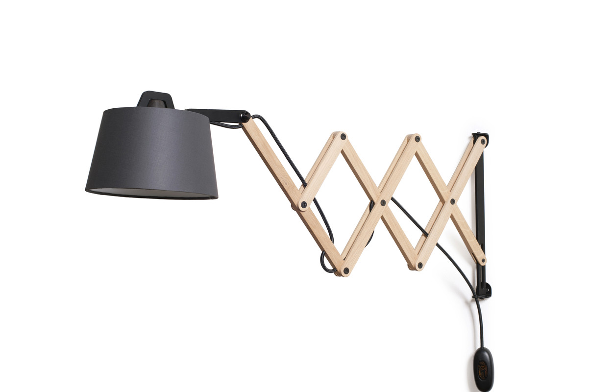 edward wandleuchte detail domus. Black Bedroom Furniture Sets. Home Design Ideas